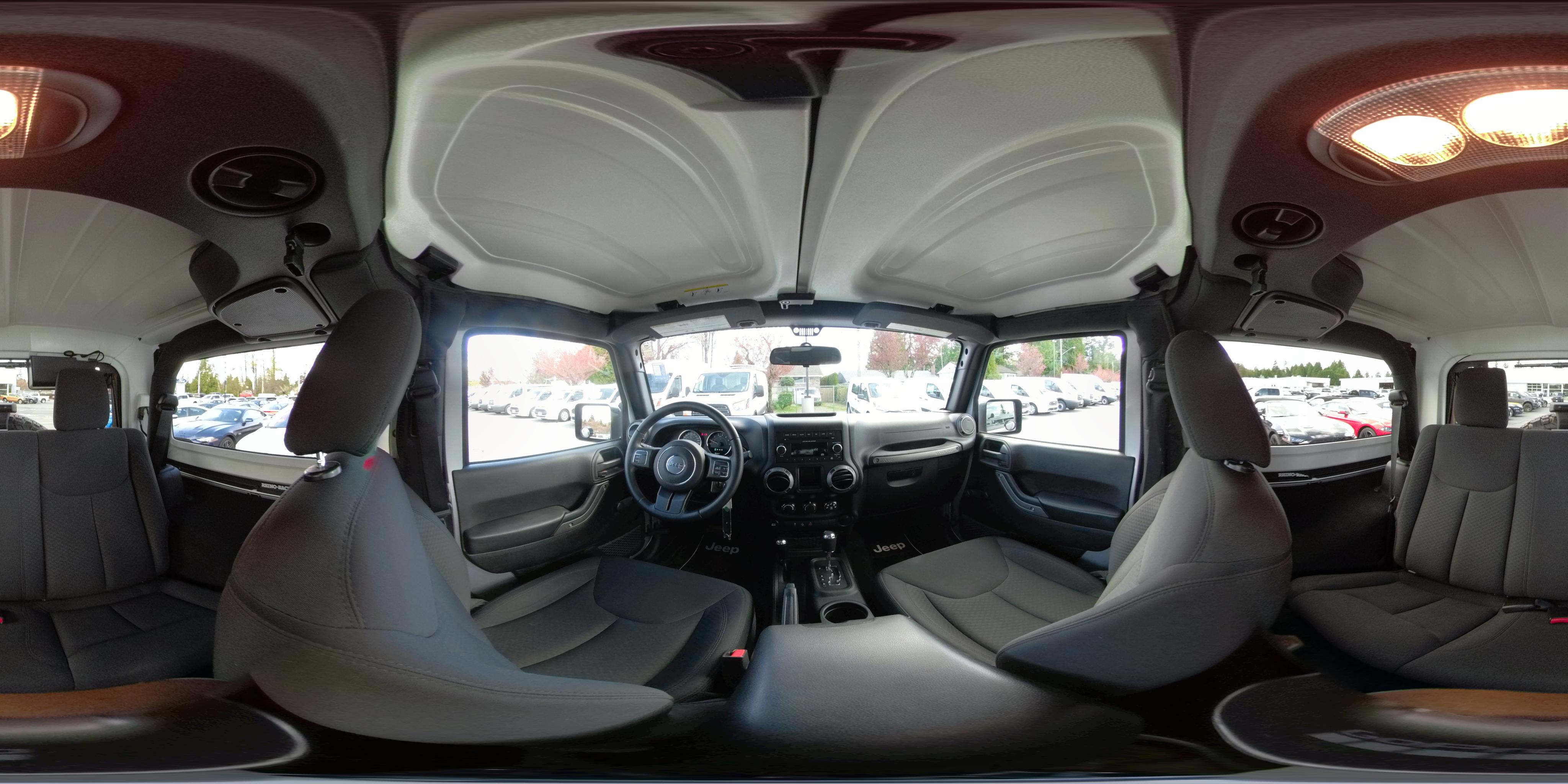 2016 Jeep Wrangler Sport at $25990 for sale in Surrey