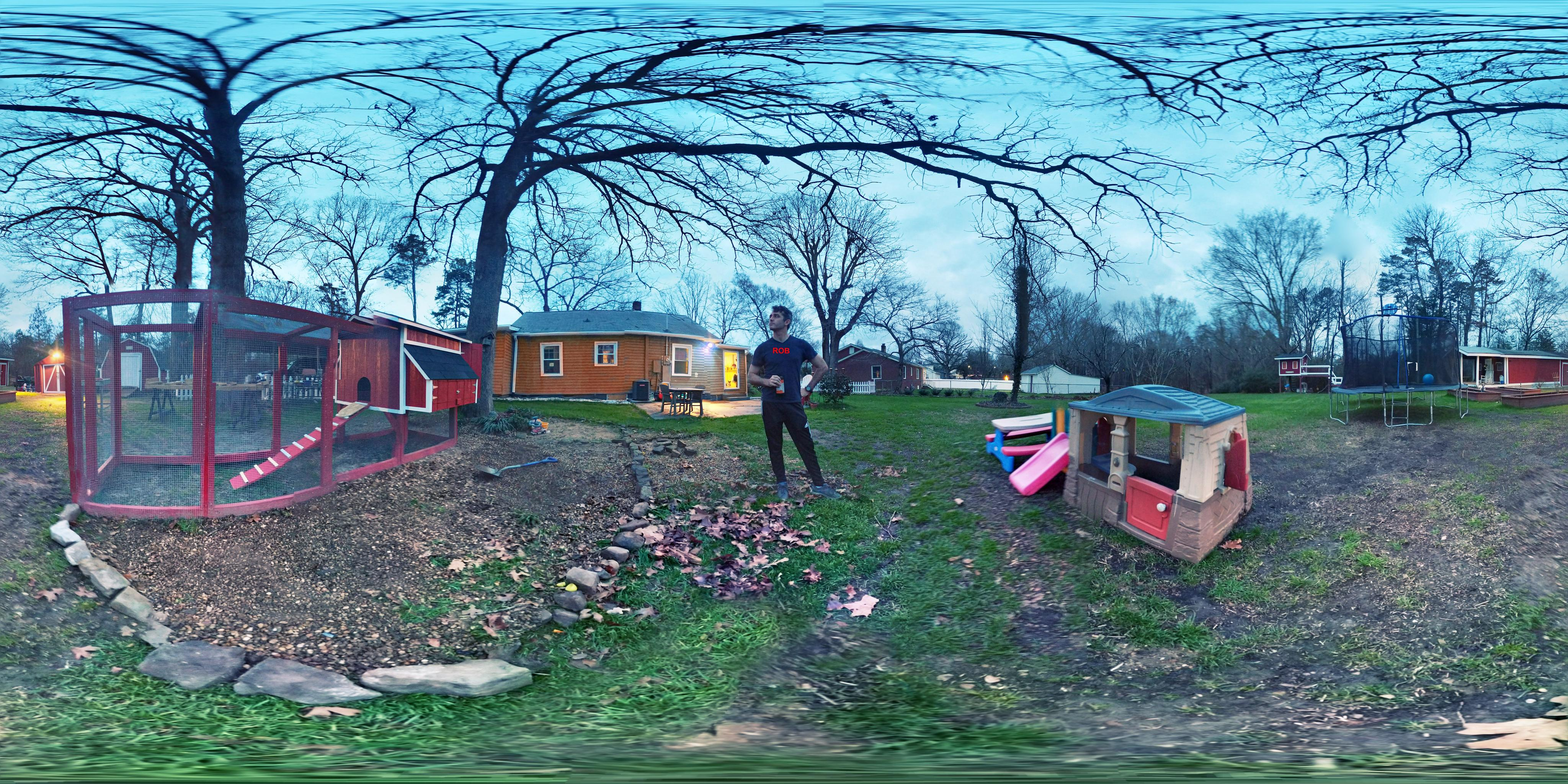 How to Create Your Own 360 Degree Images- Cheap and with your Phone!