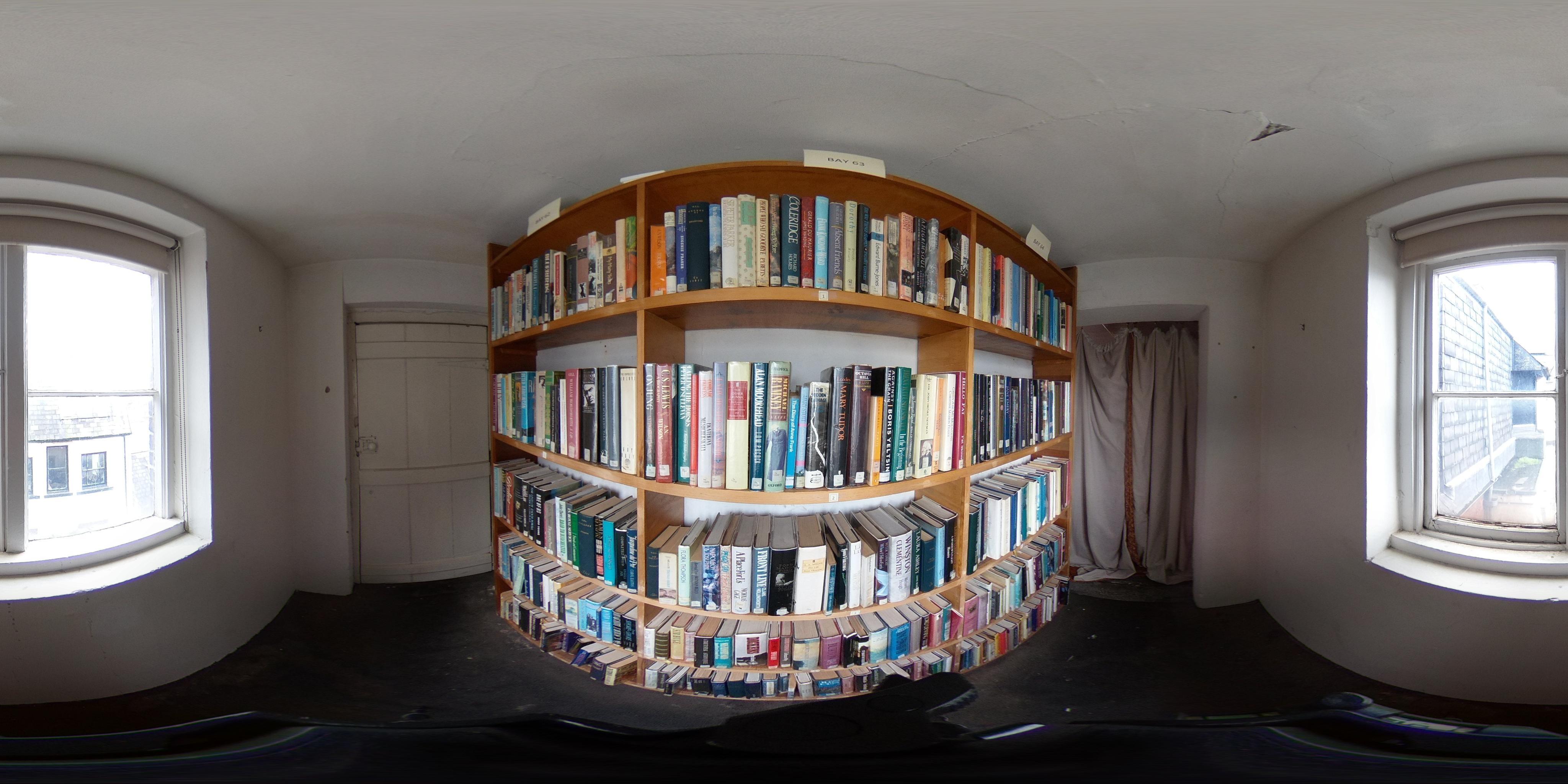 Take a virtual tour around the attics - Bromley House Library